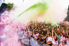 Holi Color Party