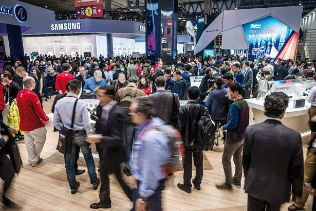 Ciutat 2014/2015, mobile world congress
