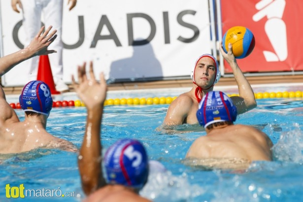 Waterpolo Quadis CNM - Terrassa