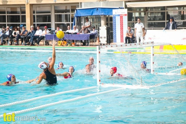 Waterpolo CNM - Terrassa
