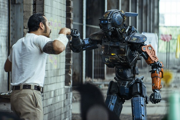 Cinema 2014/2015, chappie