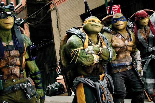 Cinema 2014/2015, critica Ninja Turtles