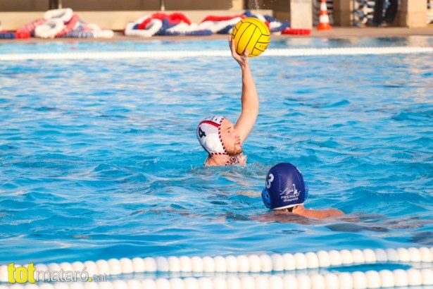 Waterpolo Quadis Mataró - Tenerife