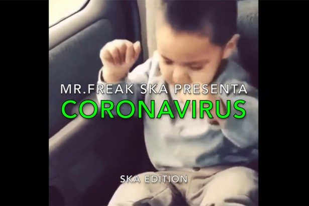 Coronavirus Mr Freak Ska